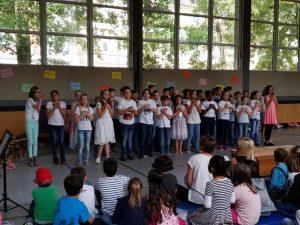 Abschiedsfeier der vierten Klassen 2019 - Foto 31