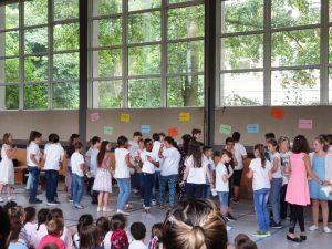 Abschiedsfeier der vierten Klassen 2019 - Foto 12