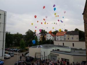 Abschiedsfeier der vierten Klassen 2019 - Foto 8